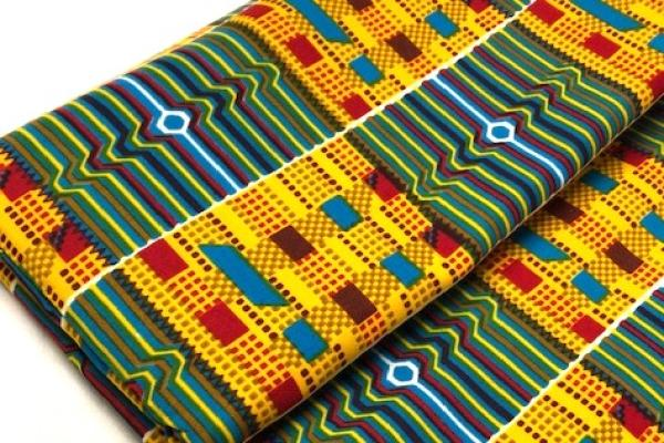 BEAUTIFUL COLORS kente