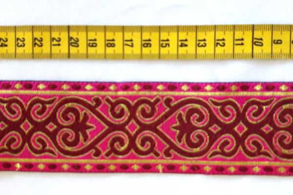 RED PINK Webband